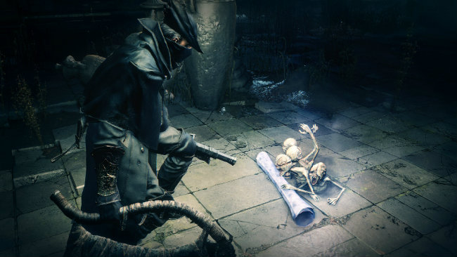 Sony Confirms Plans To Release Bloodborne Expansion