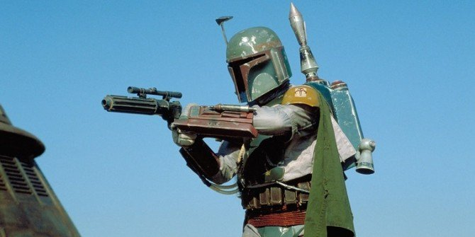 Is Michael B. Jordan Being Eyed For The Role Of Boba Fett In Star Wars Spinoff?