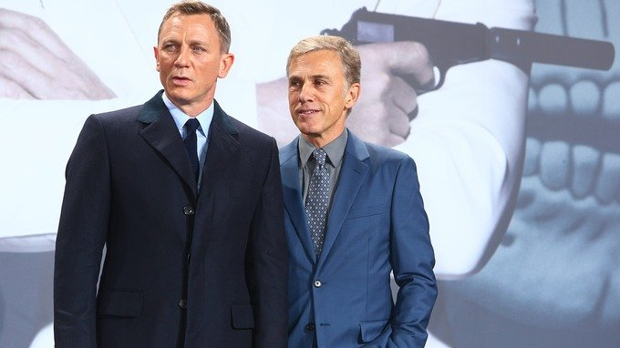 Christoph Waltz Game To Return For Bond 25, But Only If Daniel Craig Joins Him