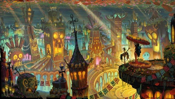 Watch First Trailer For Guillermo Del Toro-Produced The Book Of Life