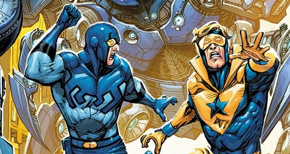 Warner Bros. May Bring Booster Gold To The Big Screen; Arrow's Greg Berlanti Eyed To Direct