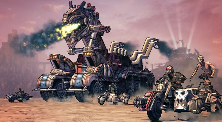 Blow Things Up With Mr. Torgue's Campaign Of Carnage In Borderlands 2