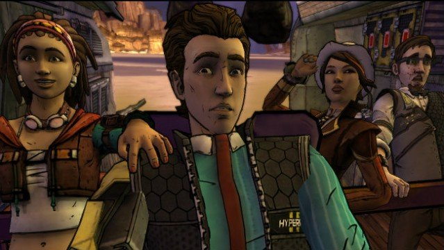 Tales From The Borderlands: Episode 3 - Catch A Ride Review