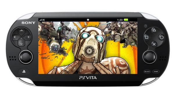 PS Vita Slim Headed To North America On May 6th With Borderlands 2 To Boot