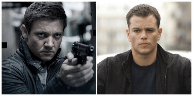 Producer Says The Two Bourne Franchises Will Not Cross Over