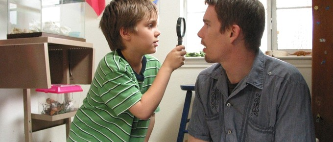 Check Out New Images From Richard Linklater's Boyhood