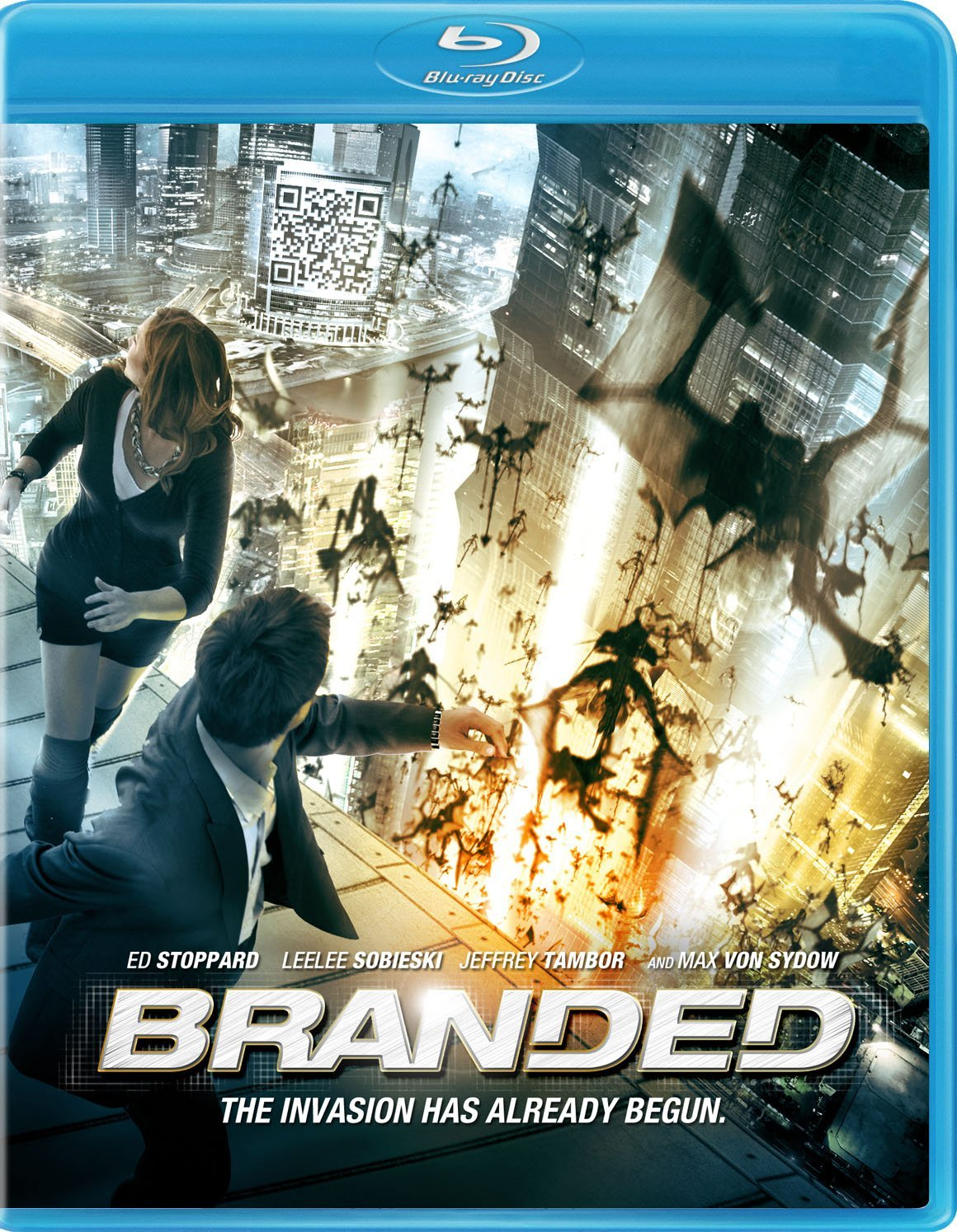 Branded Blu-Ray Review