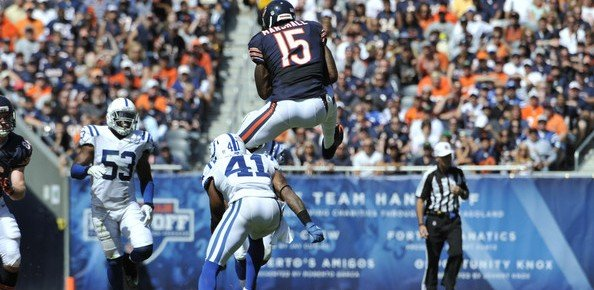 2012 Chicago Bears: The Greatest Show On Sod