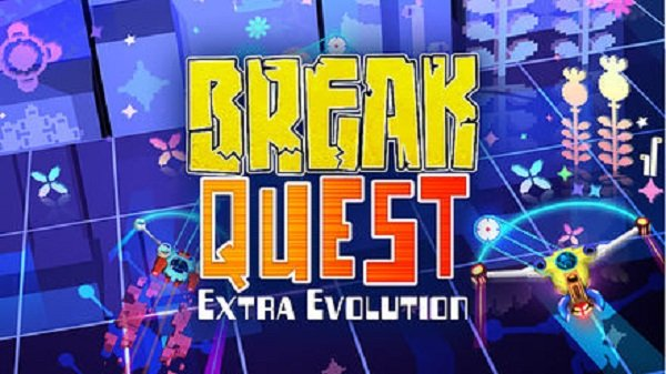 BreakQuest Extra Evolution Logo BreakQuest: Extra Evolution Review