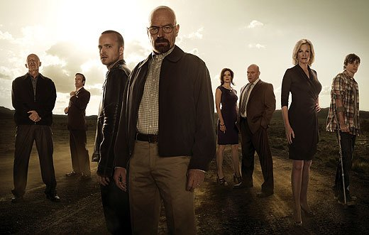 Breaking Bad fifth season cast 6 Outstanding Moments From The Breaking Bad Series Finale