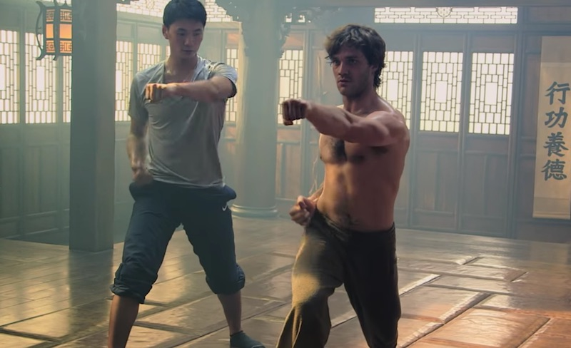 Marvel's Iron Fist Will Take Fighting Lessons From Marco Polo's Stunt Coordinator