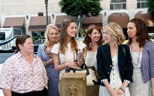 Bridesmaids Unrated Blu-Ray Review