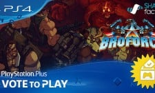 Broforce, Galak-Z Headline PlayStation Plus Offerings For March