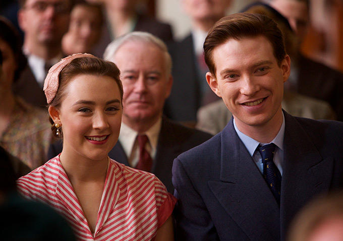 Saoirse Ronan Plots Course For Brooklyn In Emotional Trailer For Oscar-Tipped Drama