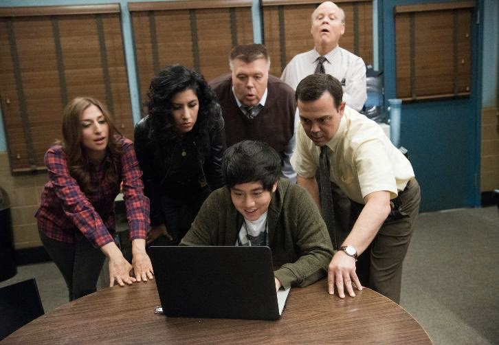 Brooklyn Nine-Nine - Episode 2.13 - Payback - Promotional Photos