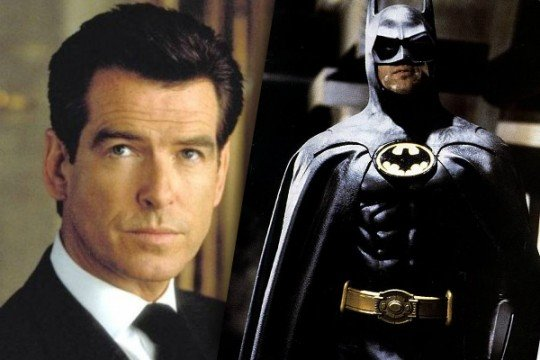Brosnan Batman