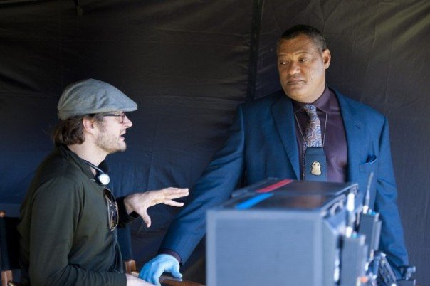Bryan Fuller and Laurence Fishburne on Hannibal