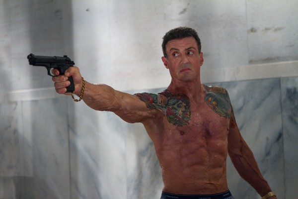 New Action Packed Trailer For Sylvester Stallone's Bullet To The Head