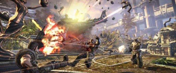 Bulletstorm Demo Is Out Now