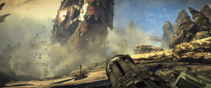 "Bulletstorm ""Didn't Make Any Money"" For Epic Games Despite Critical Success"