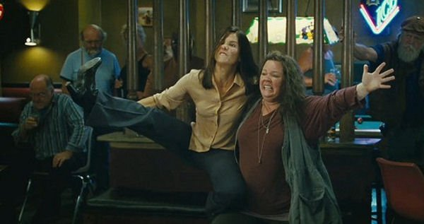 Sandra Bullock And Melissa McCarthy Team Up In The Heat Trailer