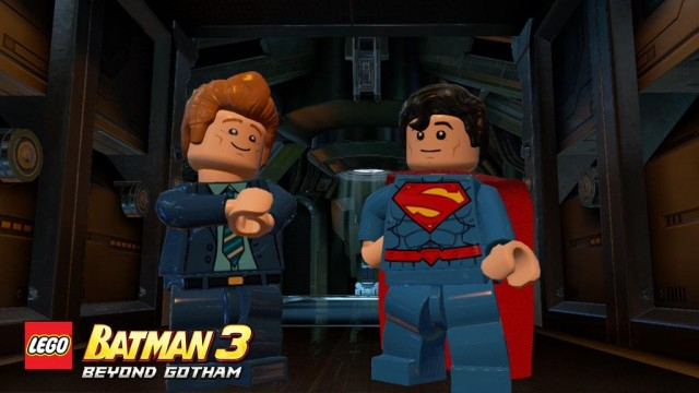 Stephen Amell, Conan O'Brien, And More Join The Cast Of LEGO Batman 3: Beyond Gotham