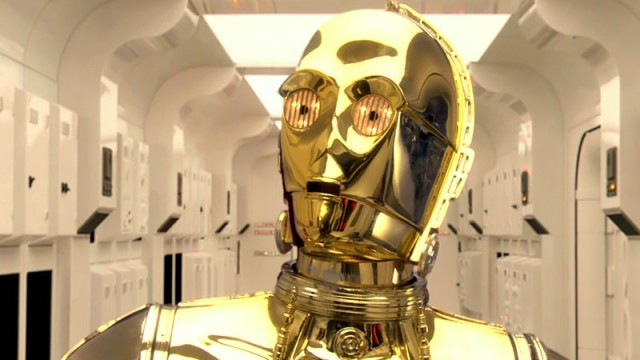 Star Wars: The Force Awakens Merch Offers First Look At C-3PO
