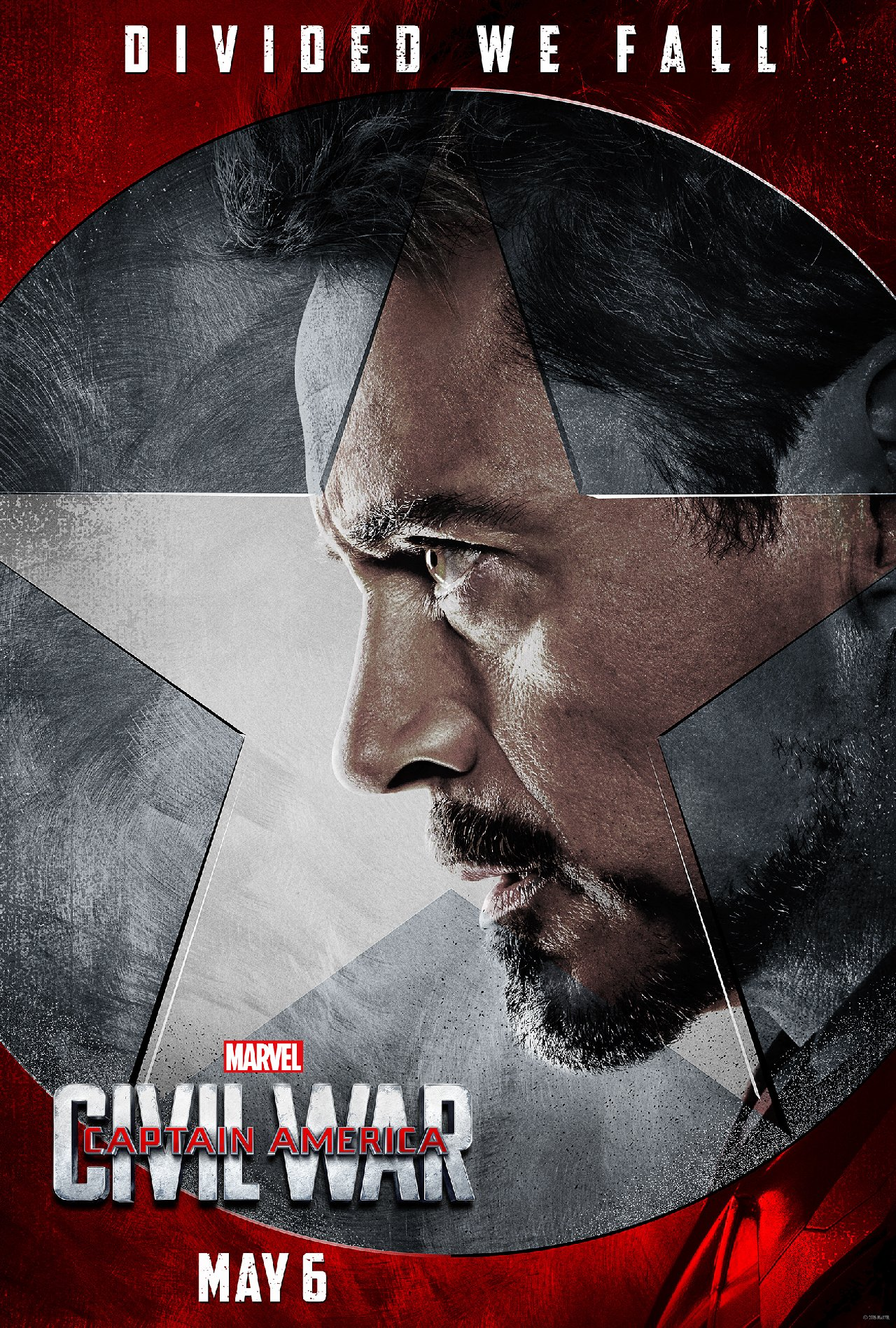 Captain America: Civil War Director Reveals What Drives Tony Stark As Team Iron Man Posters Emerge
