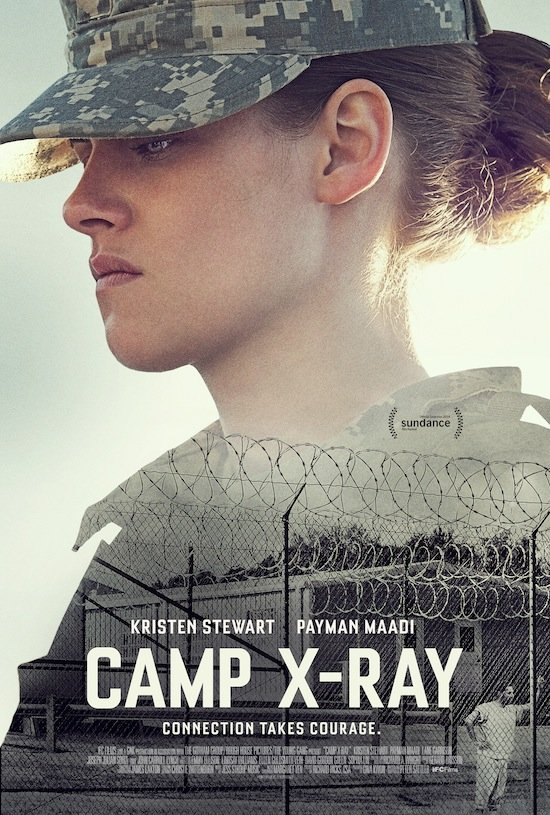 Kristen Stewart Is A Giant On New Poster For Camp X-Ray