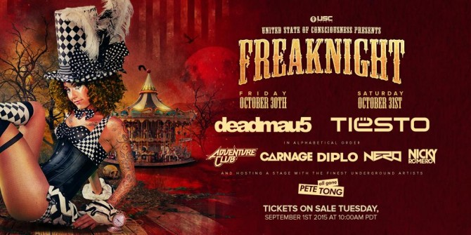 It Doesn't Get Much Better Than Freaknight 2015's Lineup