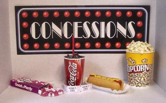 CONCESSIONS The Ten Worst Behaviors Of Modern Moviegoers