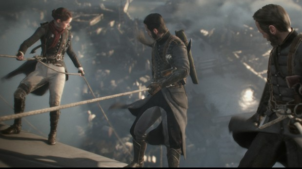 Ready At Dawn's The Order: 1886 Enters UK Charts At Number One