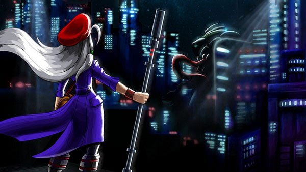 Sci-Fi RPG Cosmic Star Heroine Coming To PlayStation 4 And Vita