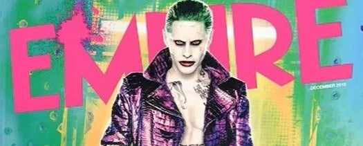 A New Look At Jared Leto As The Joker In Suicide Squad