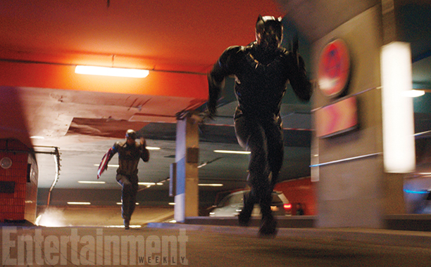 A Detailed New Look At Black Panther In Captain America: Civil War