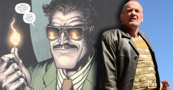 Michael Bowen To Play Matches Malone In Gotham Season 2