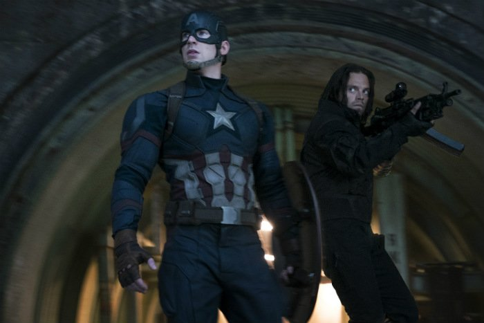 New Images From Captain America: Civil War And Suicide Squad Surface