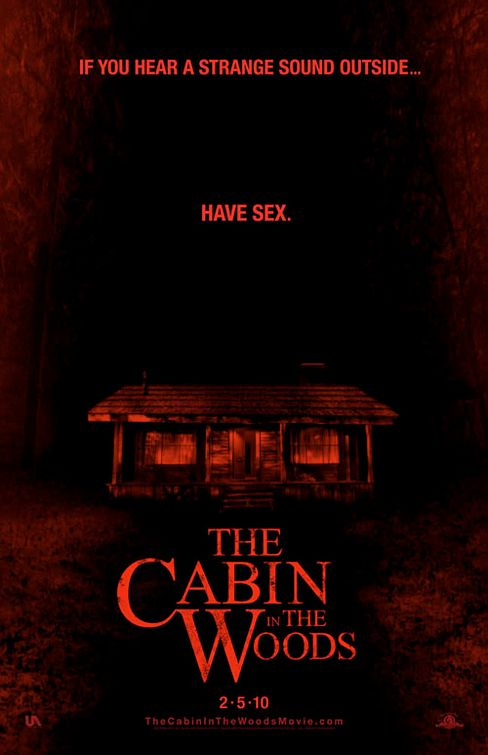 Lionsgate To Distribute Long Awaited Cabin In The Woods