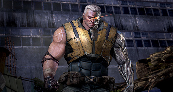 Cable Deadpool Game Unveils New Screenshots