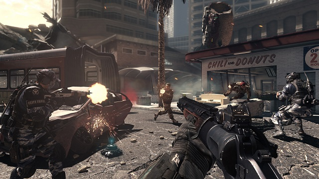 Call Of Duty: Ghosts To Receive A Title Update Today