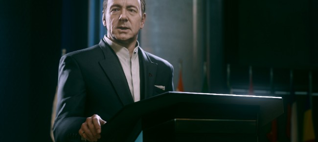 Call Of Duty: Advanced Warfare Gets An Official Launch Trailer