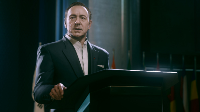Power Is Everything In First Campaign Trailer For Call of Duty: Advanced Warfare