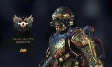 Top 100 Ranked Players Get Access To Unique Gold Armour In Call Of Duty: Advanced Warfare