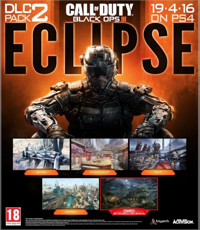 Call of Duty Black Ops 3 - Eclipse