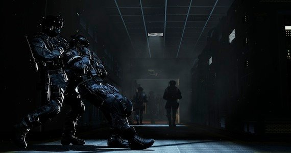 Co-Op Mode Confirmed For Call Of Duty: Ghosts