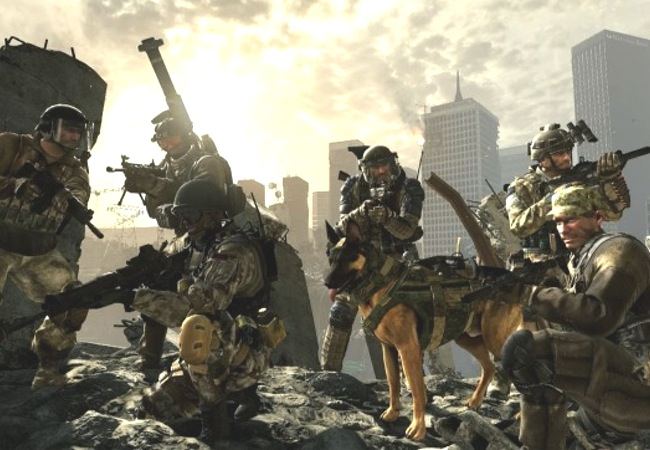 Call of Duty: Ghosts Enters Charts At No.1; Fails To Eclipse Sales Of GTA V And FIFA 14