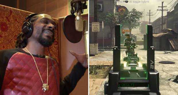 Call of Duty Snoop Dogg The 7 Biggest Video Game DLC Rip Offs