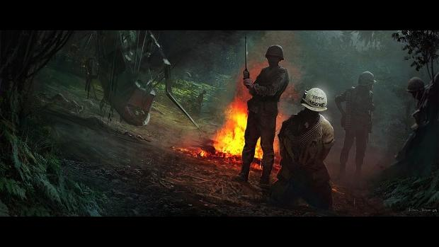 Concept Art For Sledgehammer's Shelved Third-Person Call of Duty Game Appears Online