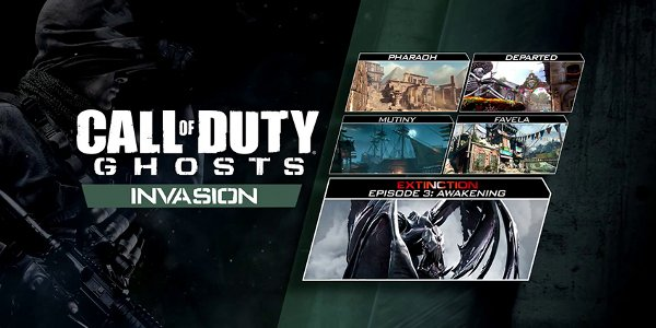 Call of Duty: Ghosts Invasion DLC Drops Today For Xbox Alongside Patch 1.13