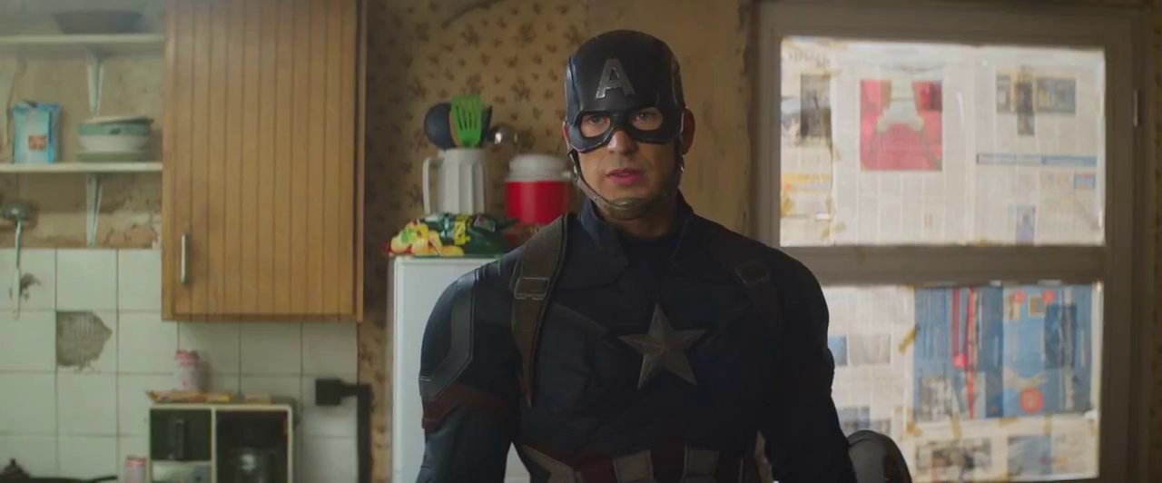 Captain America: Civil War Screenshots Offer Play-By-Play Breakdown Of Latest Trailer